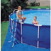 Echelle piscine sécurité Hauteur 1.07m à Plateau