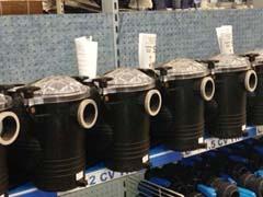 Pompes de filtration pour piscine