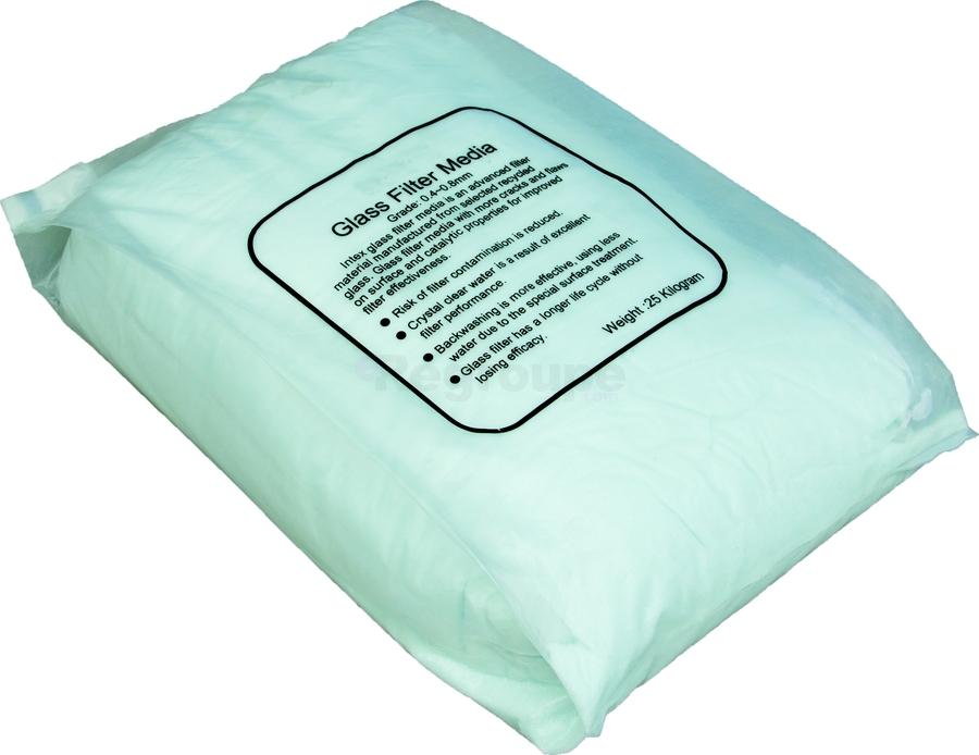 m dia filtrant piscine de verre n 1 en sac plastique sans. Black Bedroom Furniture Sets. Home Design Ideas