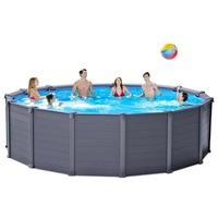 piscine r sine hors sol. Black Bedroom Furniture Sets. Home Design Ideas