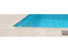 Margelle extérieur de piscine
