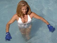 Matériel et accessoire aqua gym
