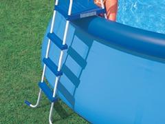 Echelle piscine hors sol